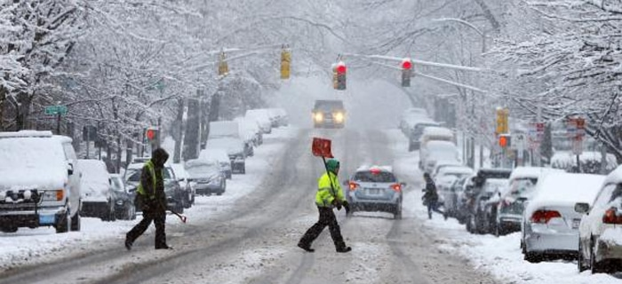Boston Snow Storm Juno Etiquette - Blizzard Tips