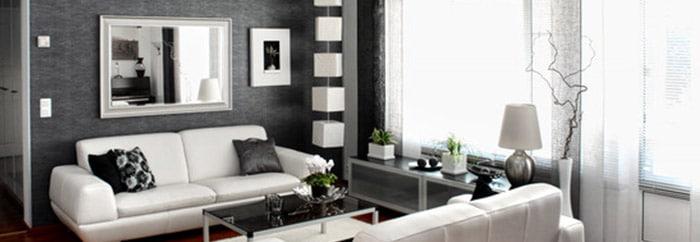 Apartment decor mirror boston renter