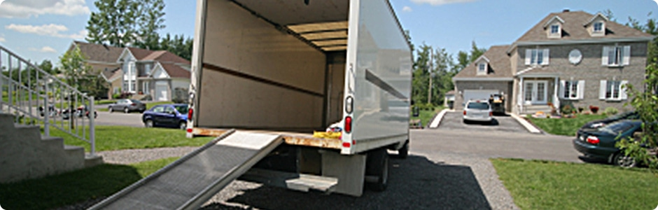 moving truck services relocation